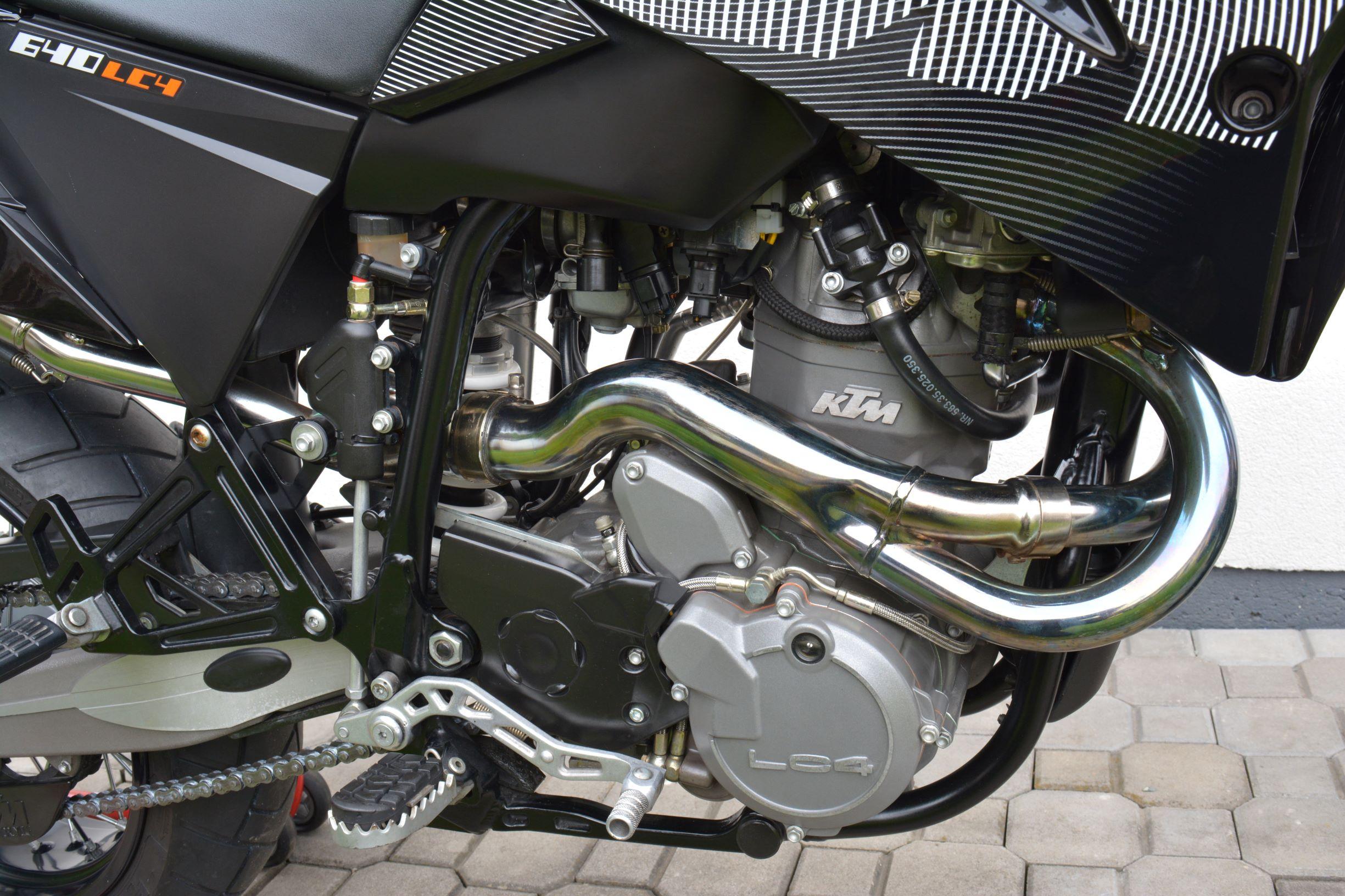 KTM 640 LC4 SM