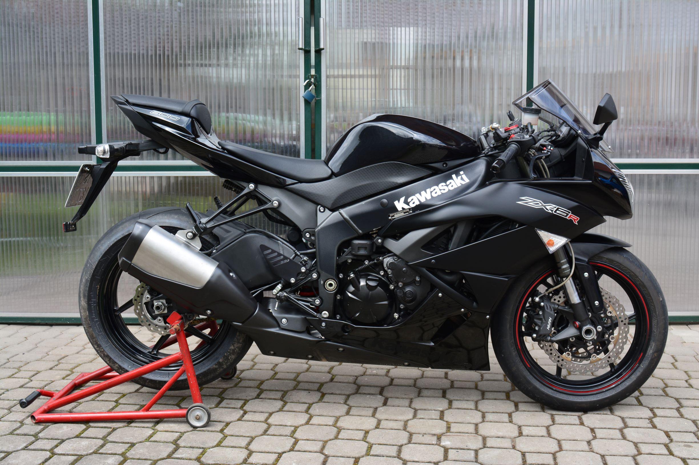 Kawasaki ZX 6R Ninja